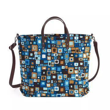 Donna Sharp Kami Tote Bag, Brown