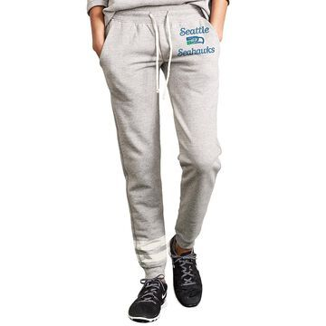 Seattle Seahawks Junk Food Women's Team Sunday Sweatpants - Heathered Gray