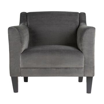 Offex Grotto Arm Chair - Empire Charcoal