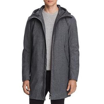 Herno 2LY Tech 2-in-1 Wool Parka