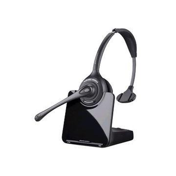 Plantronics CS 510 - CS500 Series - headset - full size - DECT 6.0 - wireless - with Plantronics HL10 Handset Lifter