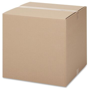 Sparco Shipping Case - External Dimensions: 18 Width X 12 Depth X 12 Height - Corrugated - Kraft -