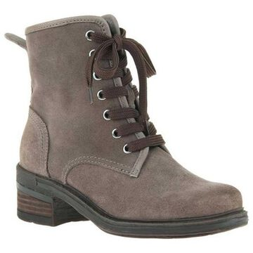 OTBT Women's Country Hiking Boot Grey Leather