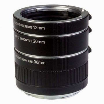 Promaster Extension Tube Set - Canon