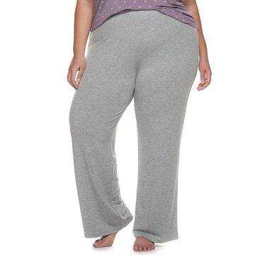 Plus Size SONOMA Goods for Life Pajama Pants
