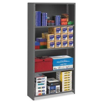 Tennsco Closed Commercial Steel Shelving