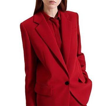 Barbara Bui Tailored Crepe Blazer