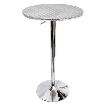 Lumisource Bistro Bar Table, Round