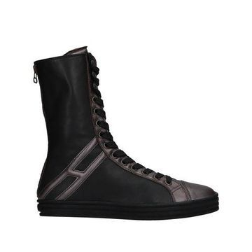 HOGAN REBEL Ankle boots