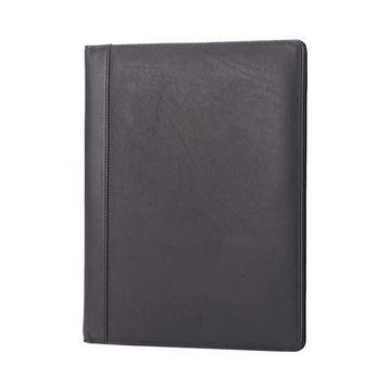 CLAVA 00-383 Slim Business Card Padfolio Bridle Black