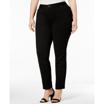 Inc International Concepts Plus Size Skinny Ponte Pants, Created for Macy's