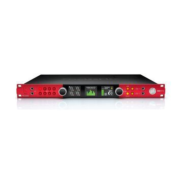 Focusrite RED-8-Pre 64 In / 64 Out Thunderbolt 2 and Pro Tools HD Compatible Audio Interface