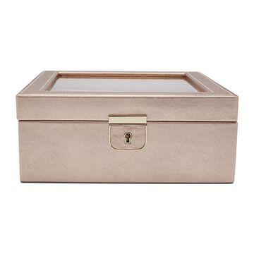 Wolf - Palermo Ladies Watch Box - Rose Gold