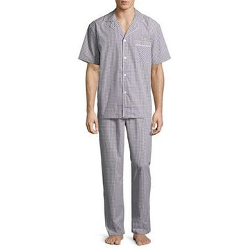 Stafford Broadcloth Pajama Set