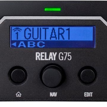 Relay G75 Digital Wireless Guitar System