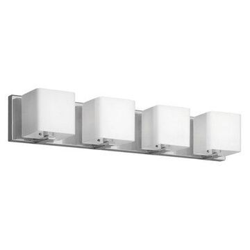 Dainolite 4 Light Vanity - Polished Chrome