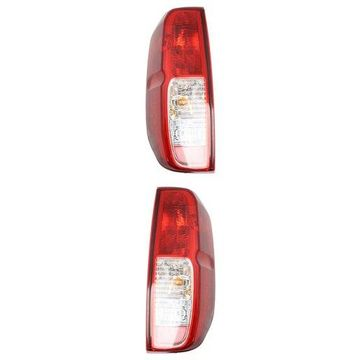 Tail Light - Depo Fit/For 5212706290 02/14-18 Nissan Frontier Both Pair, Left Driver Right Passenger Hand (NSF-Certified)