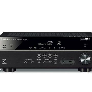 Yamaha Black 5.1 Channel Network AV Receiver