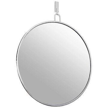 Round Stopwatch Mirror by Varaluz
