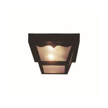 Volume Lighting 2-Light Flush Mount Ceiling Fixture