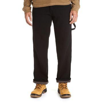 Men's Stanley Classic-Fit Fleece-Lined Carpenter Jeans