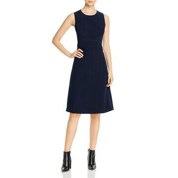 Elie Tahari Womens Leighton Wear to Work Dress Woven Sleeveless - Stargazer