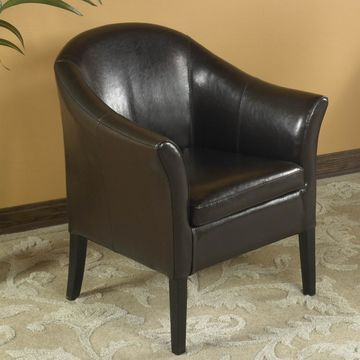 Armen Living Holly Club Chair