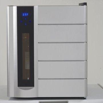 Avanti Wine Fridge with Wine Preserver and Dispenser
