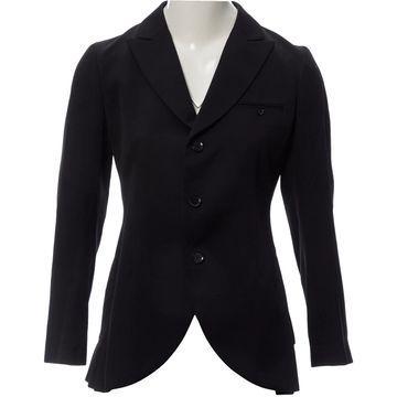 Yohji Yamamoto Black Wool Jackets