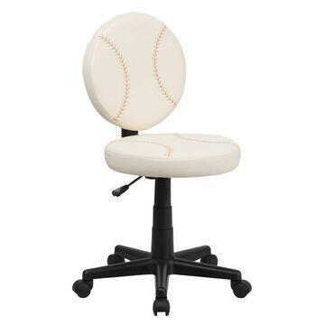 Baseball Task Chair - Flash Furniture