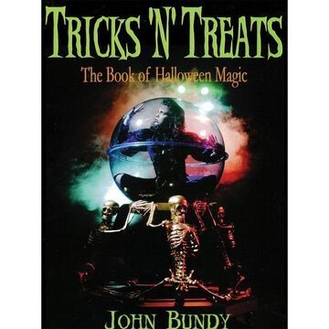 Morris Costumes RB53 Tricks N Treats Book