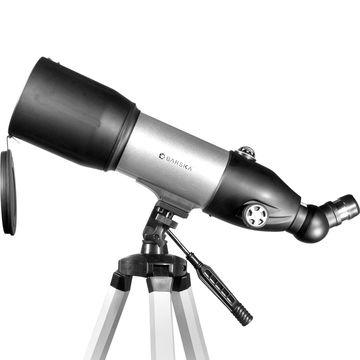 Barska& 40080 133 Power Starwatcher Telescope in Grey