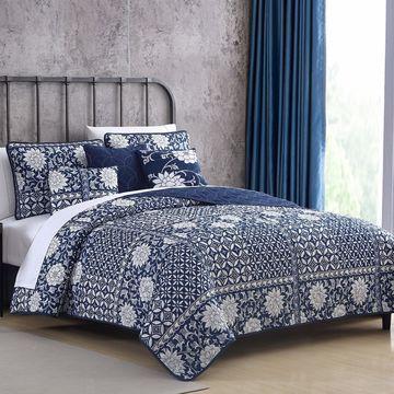 Amrapur Overseas Zion 6-piece Reversible Quilt Set
