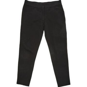 Isabel Marant Etoile \N Black Cotton Trousers