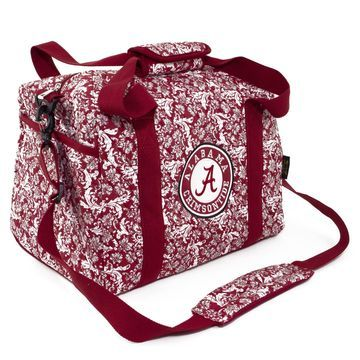Alabama Crimson Tide Women's Bloom Mini Duffle Bag