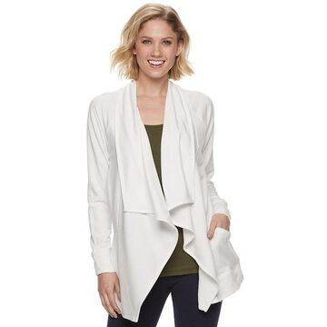 Women's SONOMA Goods for Life Supersoft Cascade Cardigan