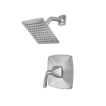 Pfister Bronson 1-Handle Shower, Trim Only Brushed Nickel