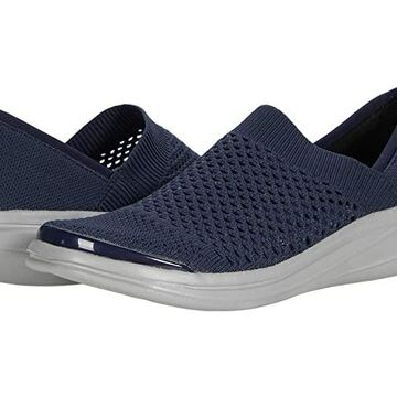 Bzees Charlie (Navy) Women's Shoes