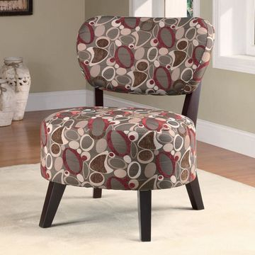 Benzara Captivating Accent Chair