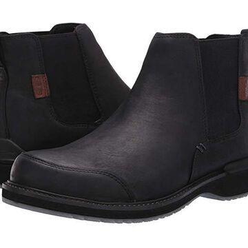 Keen Eastin Chelsea (Black) Men's Shoes