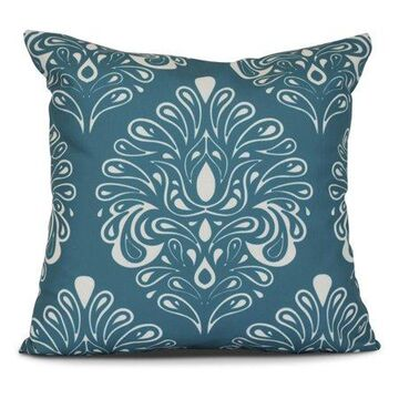 Simply Daisy, Veranda, Geometric Print Outdoor Pillow
