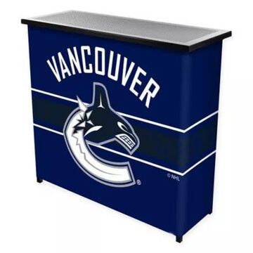 NHL Vancouver Canucks Portable Bar with Case