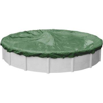Robelle Next-Gen Titan RIPSHIELD Winter Swimming Pool Cover for Round Above-Ground Swimming Pools