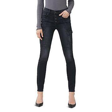 3x1 Vida Cargo Skinny Jeans in Weber