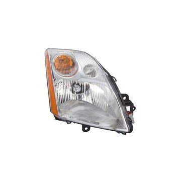 Headlight - Depo Fit/For 8111006500 07-09 Nissan Sentra 2.0L Right Hand Passenger (NSF-Certified)