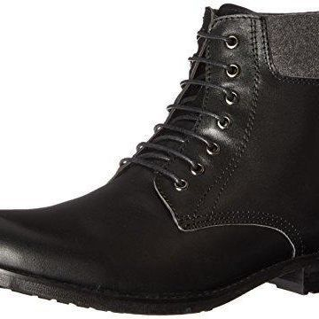 English Laundry Men's Wynn Boot, Black, 9 M US