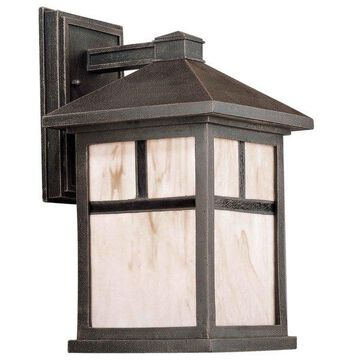 Forte Lighting 1873-01 1 Light Outdoor Wall Sconce