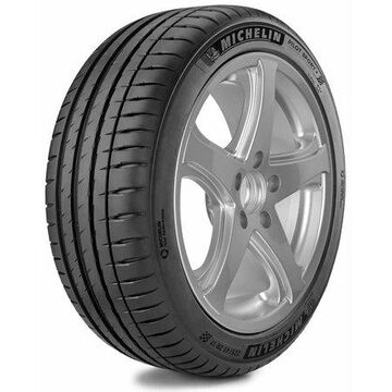 Michelin Pilot Sport 4 Summer 255/35ZR19/XL (96Y) Tire