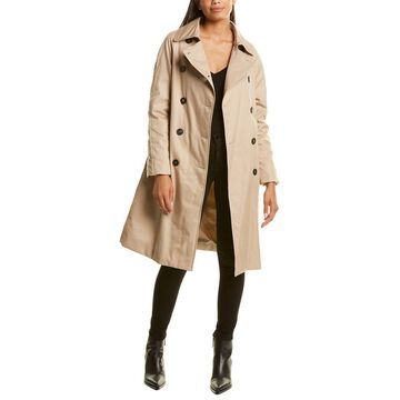 Peserico Double-Breasted Down Coat