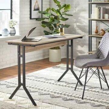 Simple Living Connection Desk (Natural/Black)